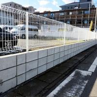 塀の造作設置